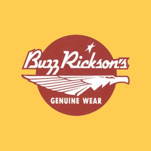 Buzz Rickson's Raw Denim Jeans