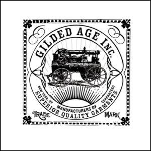 Gilded Age Raw Denim Jeans