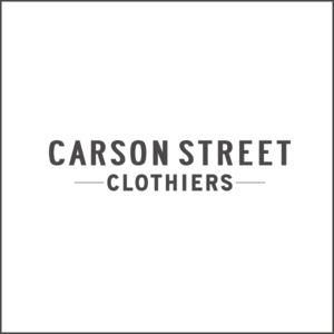 Carson Street Clothiers Raw Denim Jeans