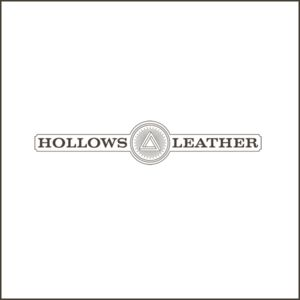 Hollows Leather Raw Denim Jeans