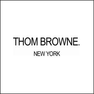 Thom Browne Raw Denim Jeans