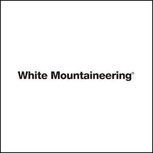 White Mountaineering Raw Denim Jeans