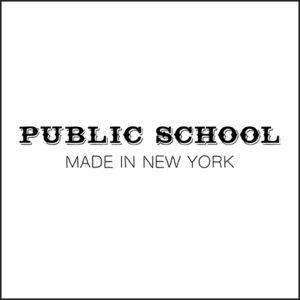Public School Raw Denim Jeans