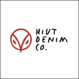 Hiut Denim Co Raw Denim Jeans