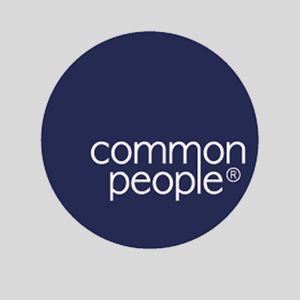 Common People Raw Denim Jeans